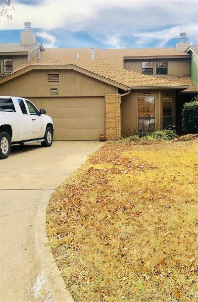 Duncan Single Family Home For Sale: 1316 Twisted Oaks Dr