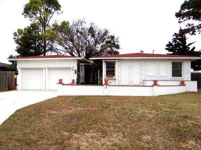 Duncan Single Family Home For Sale: 2205 W Chisholm Dr.