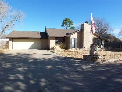 Duncan Single Family Home For Sale: 2119 Flamingo Ln