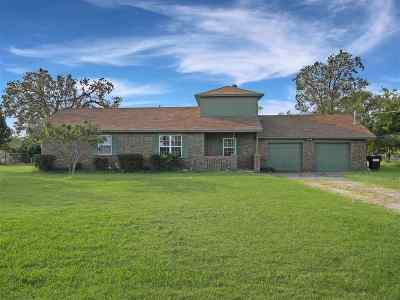 Comanche, Velma Single Family Home For Sale: 282187 Oliver Drive