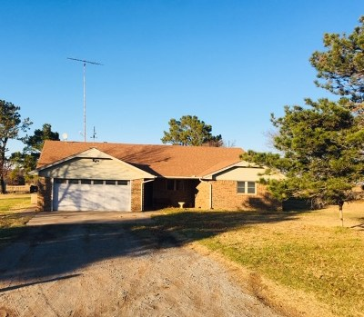 Comanche Single Family Home For Sale: 286530 E 1790 Rd