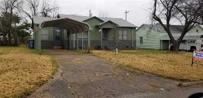 Duncan Single Family Home For Sale: 612 N D