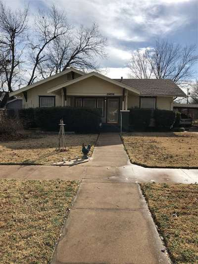 Duncan Single Family Home For Sale: 904 W Cedar
