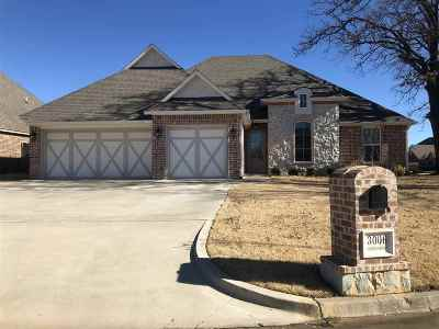 Duncan Single Family Home For Sale: 3006 Timber Creek Ridge