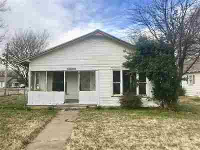 Duncan Single Family Home For Sale: 417 S 11th