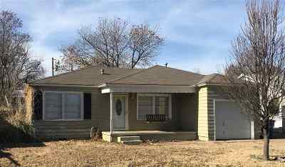 Duncan Single Family Home For Sale: 307 N G St