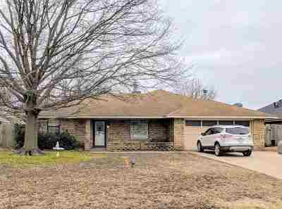Duncan Single Family Home For Sale: 2602 Leigh St