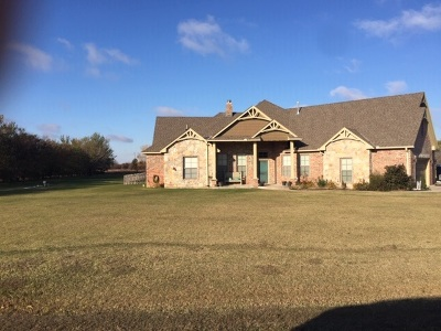 Duncan Single Family Home For Sale: 7305 Red Robin Rd.