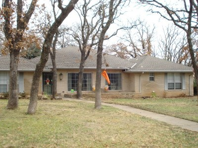 Duncan Single Family Home For Sale: 2618 Stagestand Road