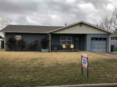 Duncan Single Family Home Under Contract: 409 N 20th