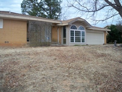 Rush Springs Single Family Home For Sale: 200 N Circle Dr