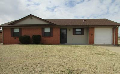Comanche Single Family Home For Sale: 179665 Kennedy Road