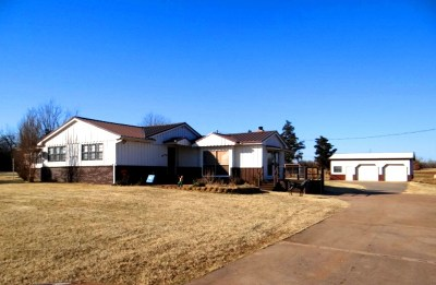 Single Family Home For Sale: 409 E Plato Road