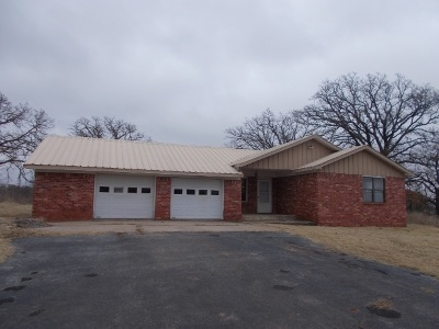 Single Family Home For Sale: 2020 Oklahoma Hills Rd