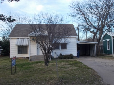 Duncan Single Family Home For Sale: 909 W Elder