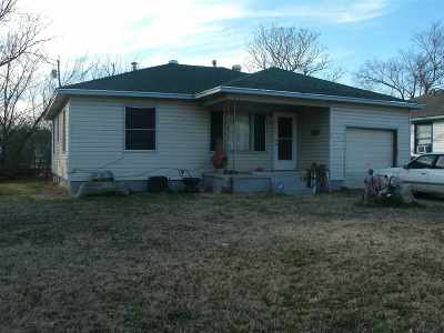 Duncan Single Family Home For Sale: 315 N H St