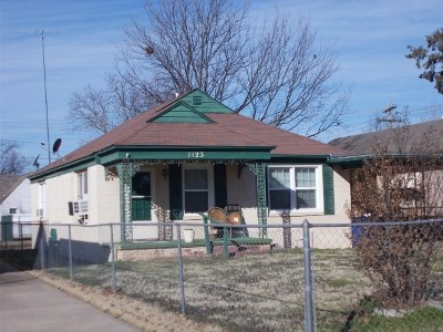 Duncan Single Family Home For Sale: 1123 N 11th St