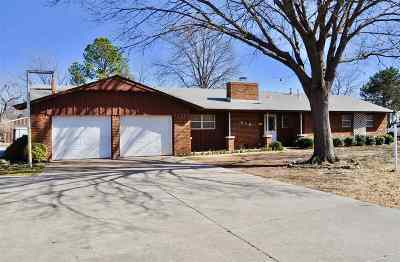 Duncan Single Family Home For Sale: 414 Chisholm Trail Pkwy