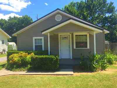 Duncan Single Family Home For Sale: 712 W Hackberry
