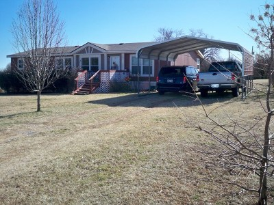 Marlow, Rush Springs Single Family Home Active-Take Backups: 1023 County Road 1560