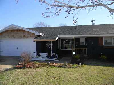 Duncan Single Family Home For Sale: 210 N 29th