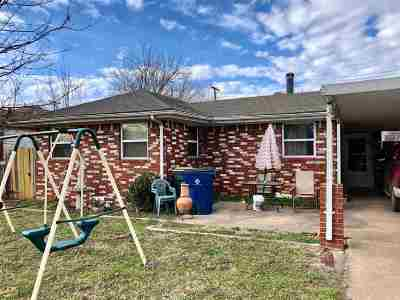 Duncan Single Family Home For Sale: 303 E Chestnut