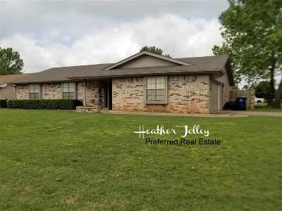 Single Family Home For Sale: 1629 Terrace Dr