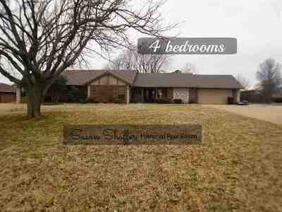 Duncan Single Family Home For Sale: 4315 Copperwood