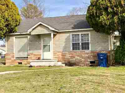 Duncan Single Family Home For Sale: 520 N A
