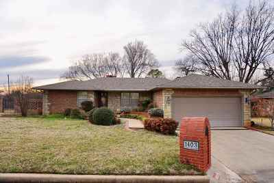 Duncan Single Family Home For Sale: 1403 N 11th St.