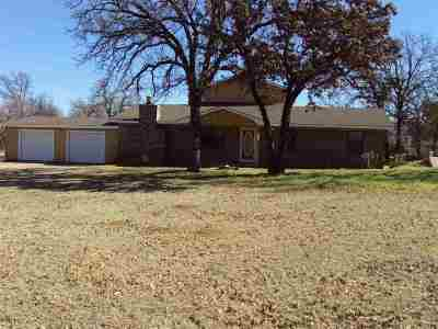 Comanche, Velma Single Family Home For Sale: 125 Countryside