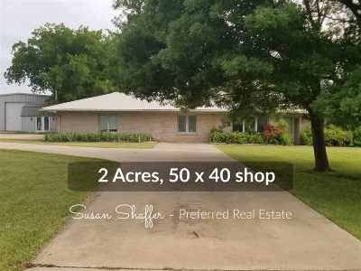 Duncan Single Family Home For Sale: 4319 W Bois D'arc