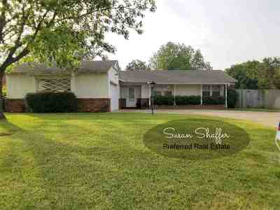 Single Family Home For Sale: 1314 Normandy Rd.