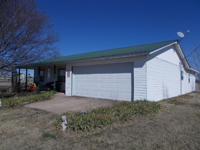 Single Family Home Under Contract: 2100 N 2784 Rd