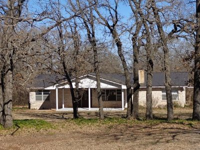 Comanche Single Family Home For Sale: 179180 N 2810 Rd