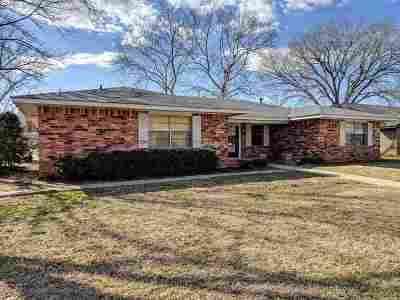 Duncan Single Family Home Under Contract: 1711 Terrace Dr