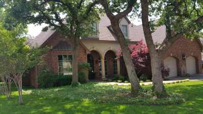 Duncan Single Family Home For Sale: 3214 Timber Ridge
