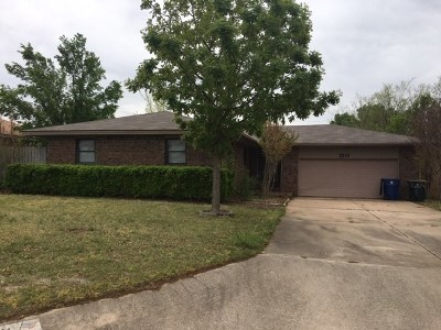 Duncan Single Family Home For Sale: 2214 W Randall