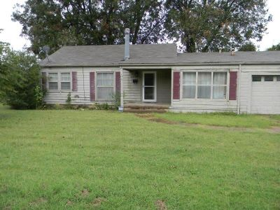 Duncan OK Single Family Home For Sale: $74,900
