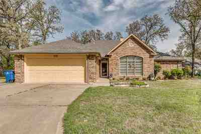 Duncan Single Family Home For Sale: 3508 Woodknoll