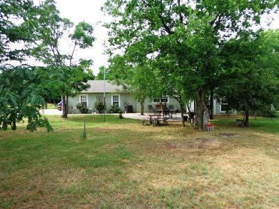 Comanche Single Family Home For Sale: 182338 N 2790