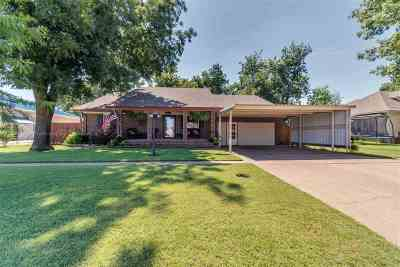 Marlow, Rush Springs Single Family Home For Sale: 309 N 4th