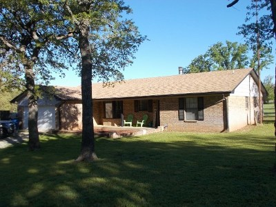 Duncan Single Family Home For Sale: 445 Blackjack Ln