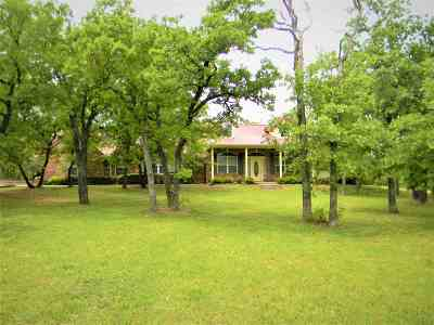 Marlow Single Family Home For Sale: 4121 E Deer Creek Rd