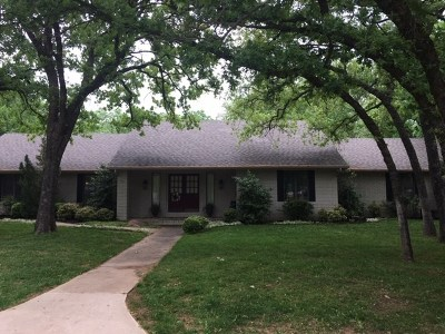 Duncan Single Family Home For Sale: 1201 Timbercreek Drive