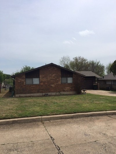Duncan Single Family Home For Sale: 208 Lakewood