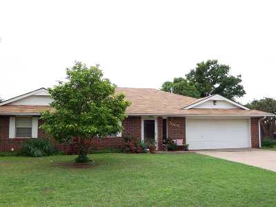 Duncan Single Family Home Under Contract: 2006 Windsor