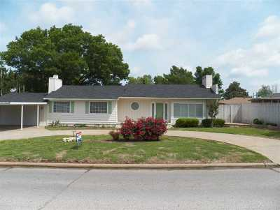 Duncan Single Family Home For Sale: 1211 W Elk Ave.