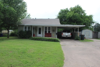Duncan Single Family Home For Sale: 1213 Grand