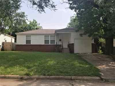 Duncan Single Family Home Under Contract: 102 E Elder